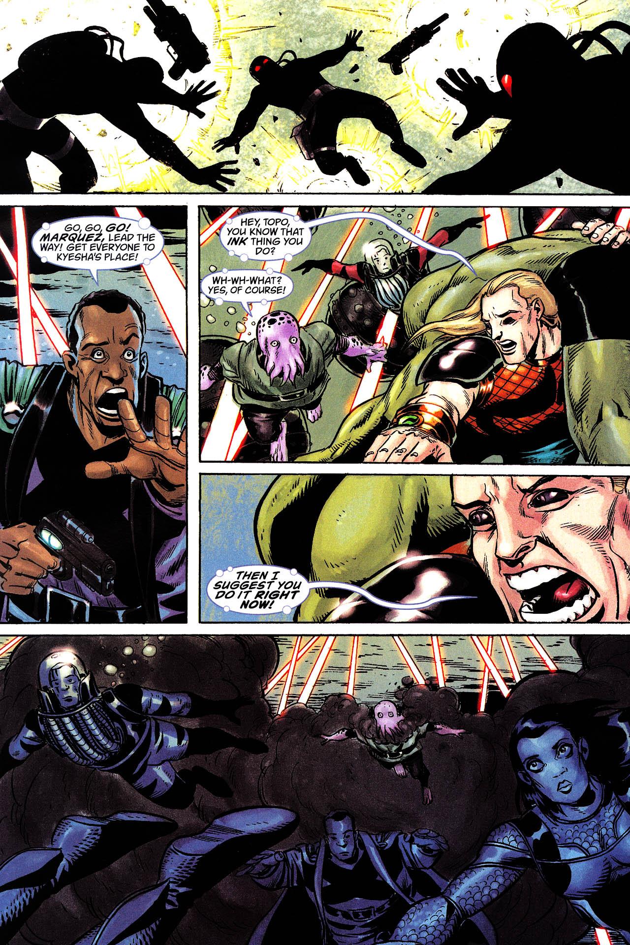 Read online Aquaman: Sword of Atlantis comic -  Issue #52 - 10
