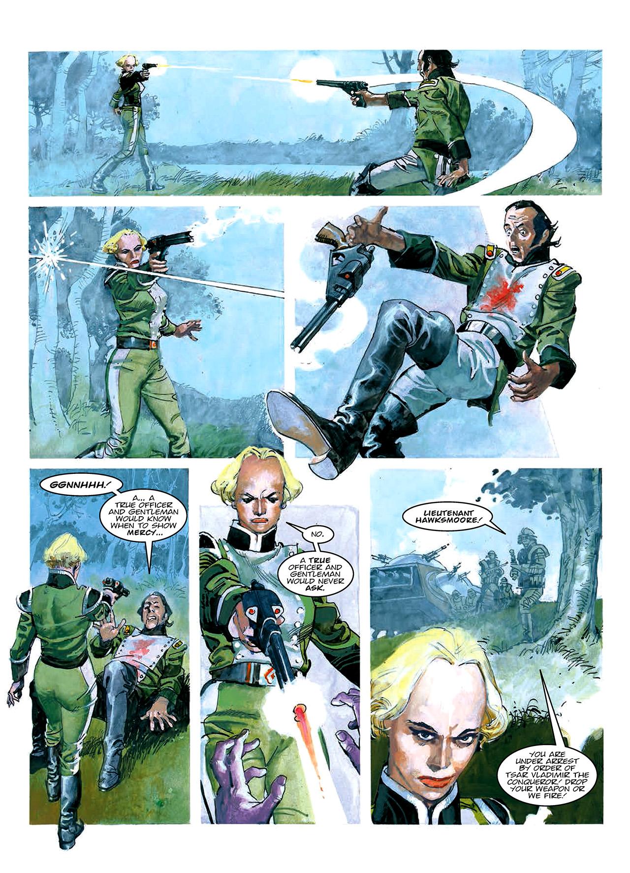 Read online Nikolai Dante comic -  Issue # TPB 10 - 8