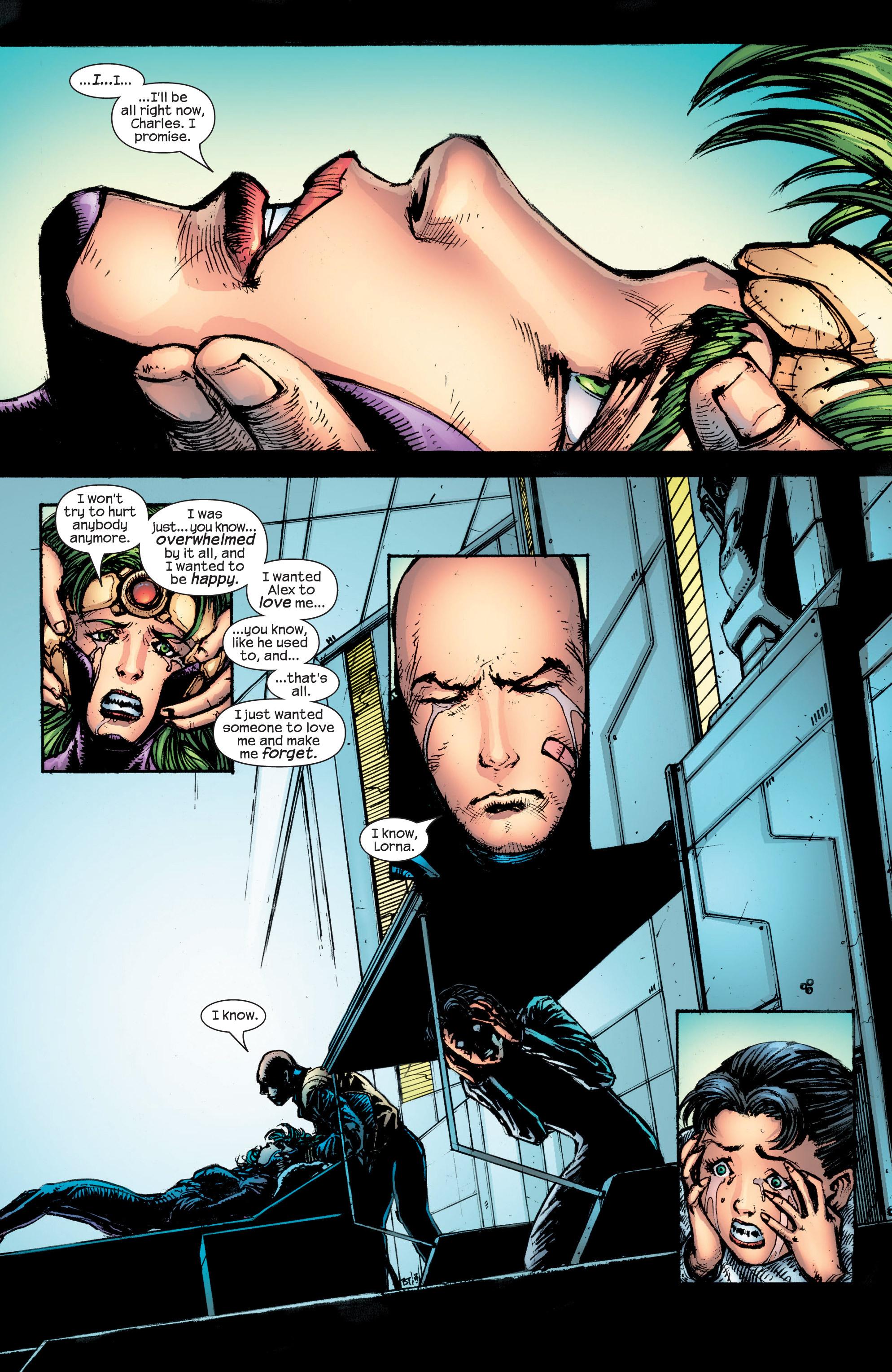 Read online Uncanny X-Men (1963) comic -  Issue #431 - 17
