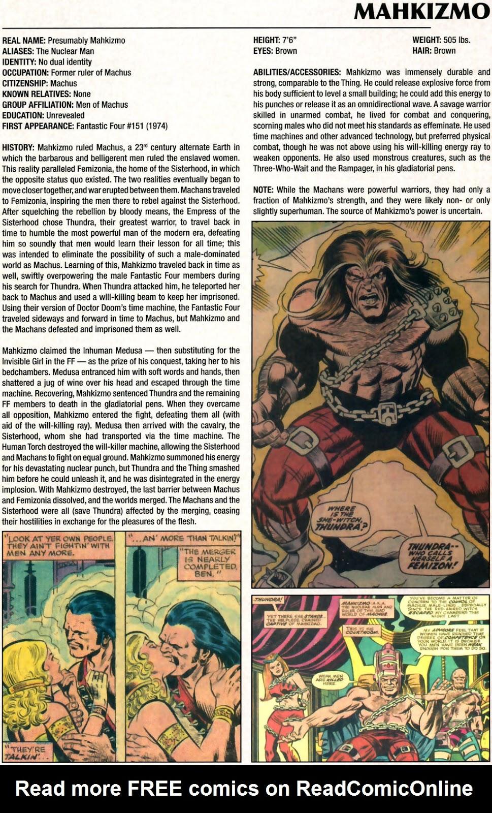Read online Marvel Legacy: The 1970's Handbook comic -  Issue # Full - 37