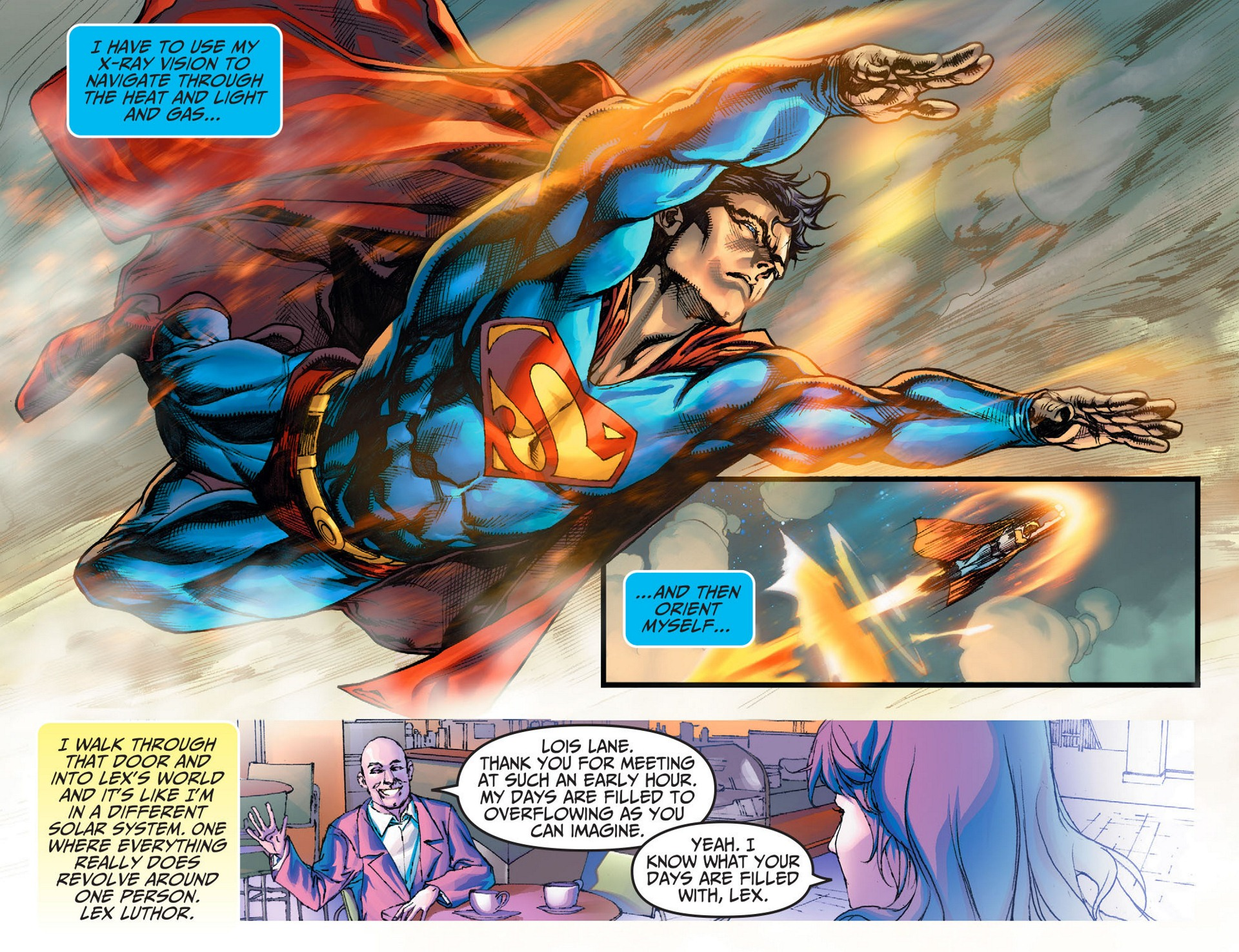Read online Adventures of Superman [I] comic -  Issue #7 - 6