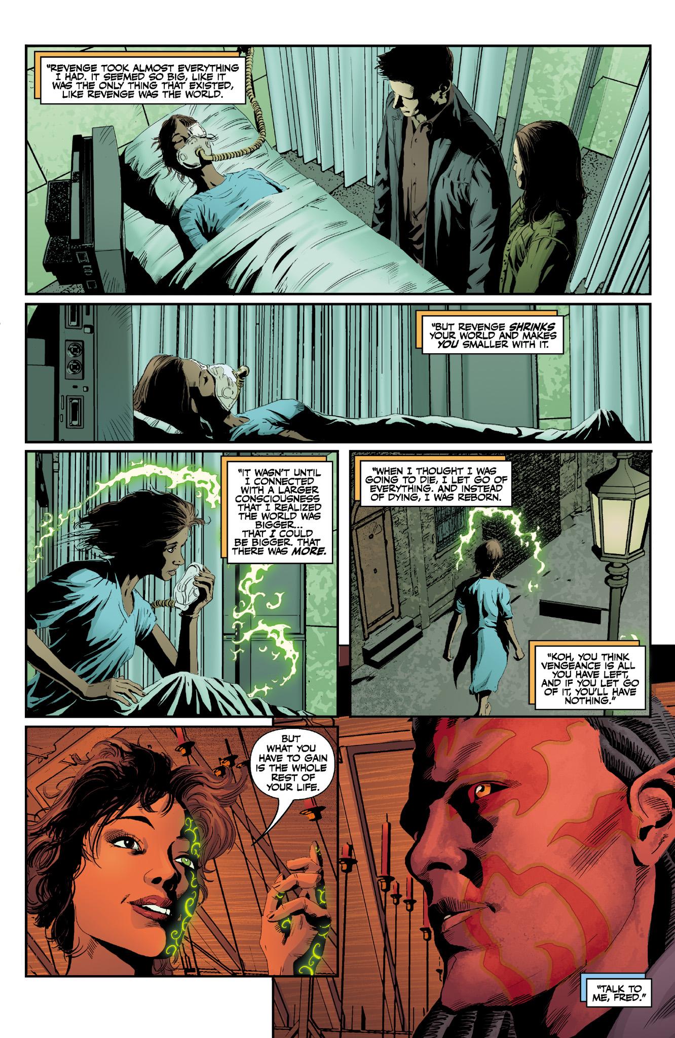 Read online Angel & Faith Season 10 comic -  Issue #13 - 13