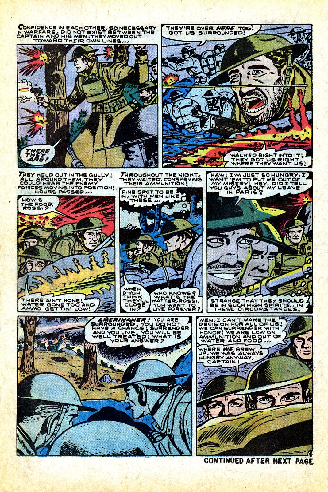 War Is Hell (1973) issue 4 - Page 14
