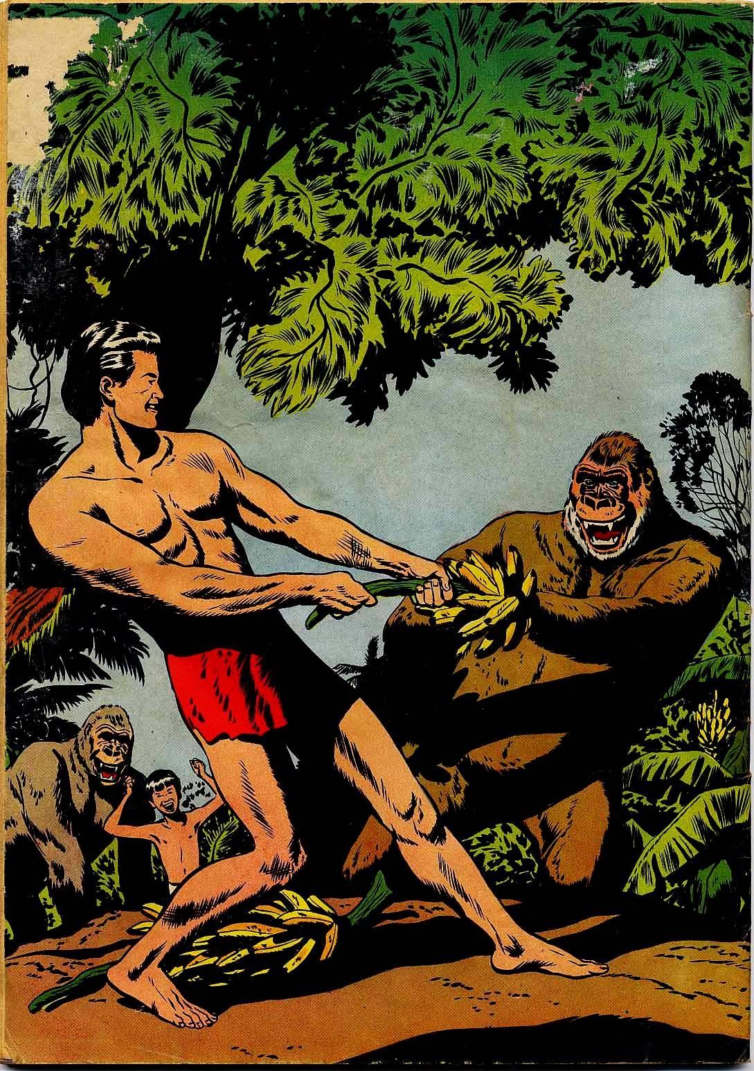 Tarzan (1948) issue 7 - Page 36