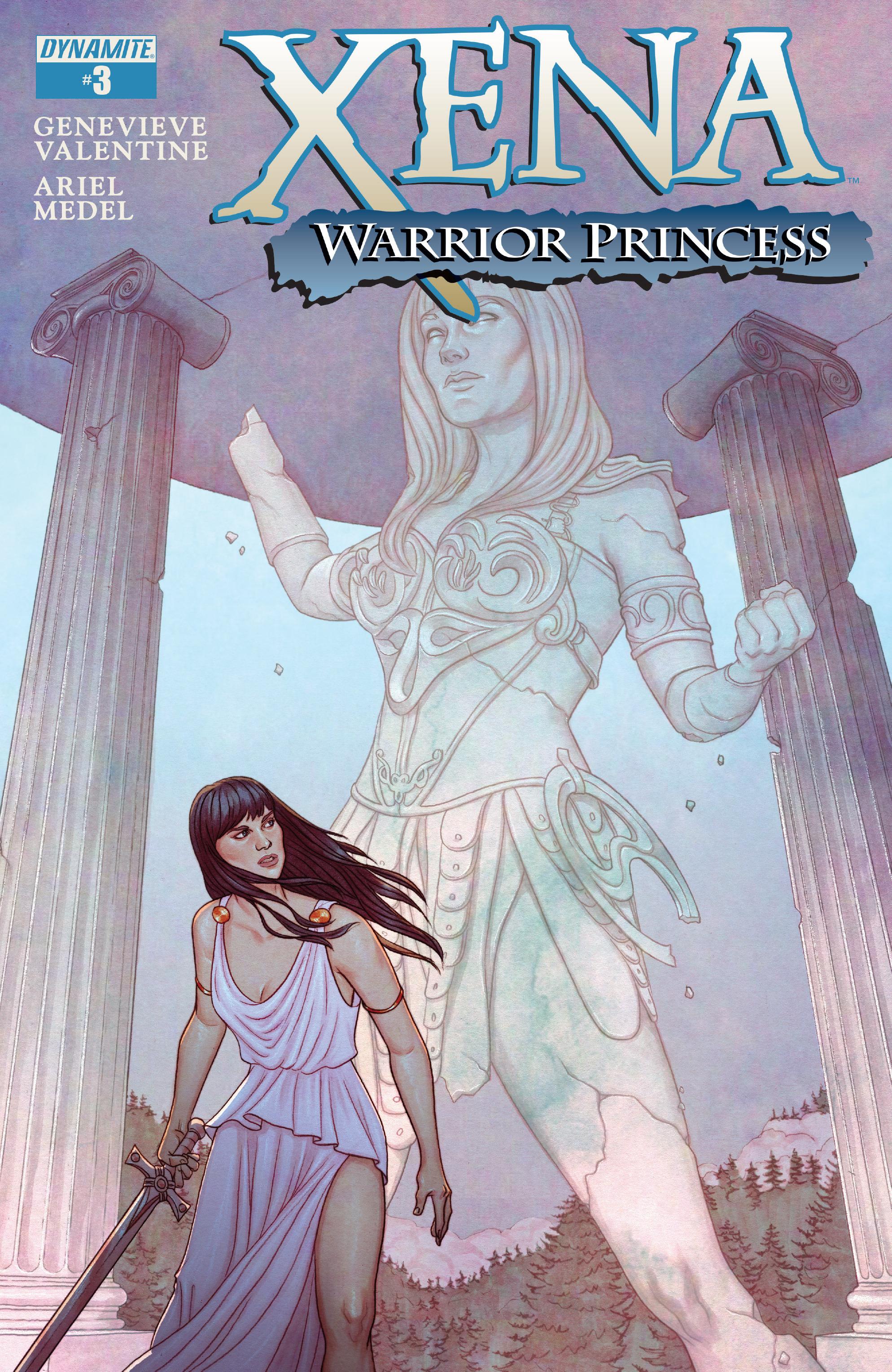 Read online Xena: Warrior Princess (2016) comic -  Issue #3 - 1