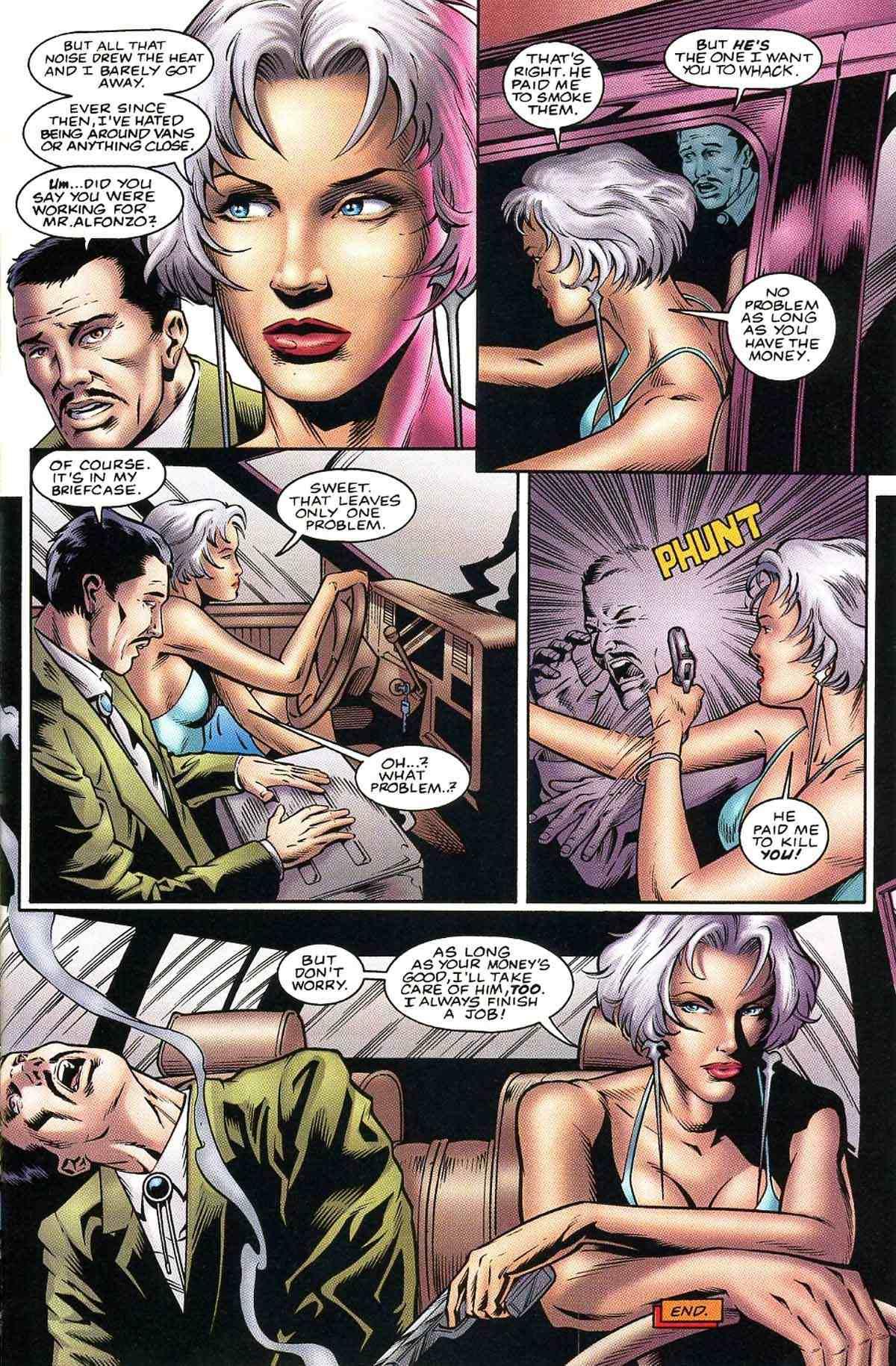 Read online Ultraverse Premiere comic -  Issue #10 - 19