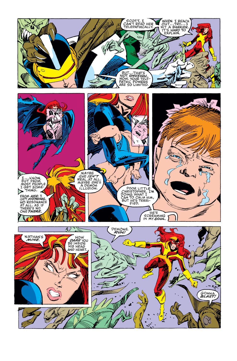 Read online X-Factor (1986) comic -  Issue #37 - 11