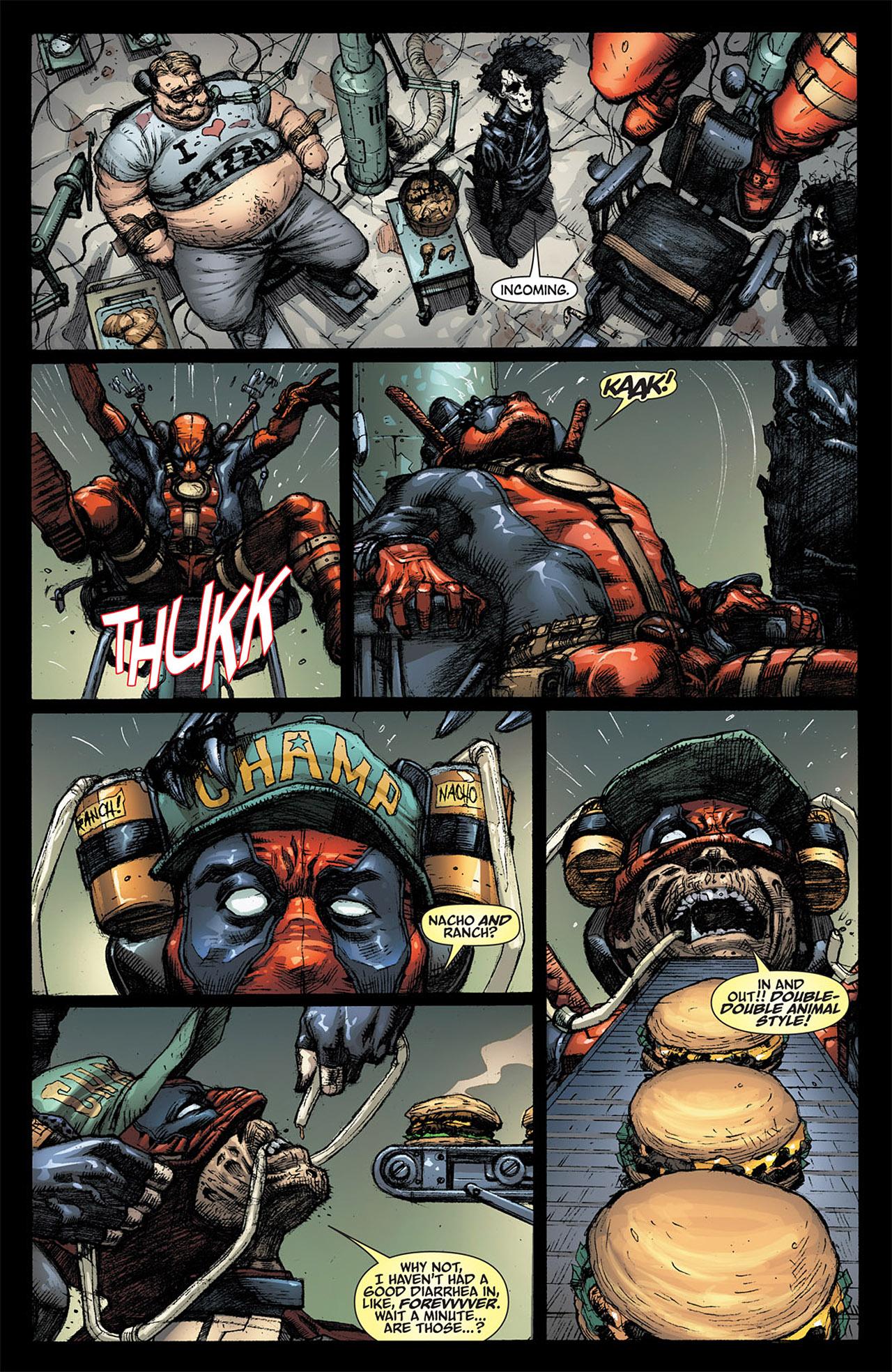 Uncanny X-Force (2010) #25 #27 - English 33