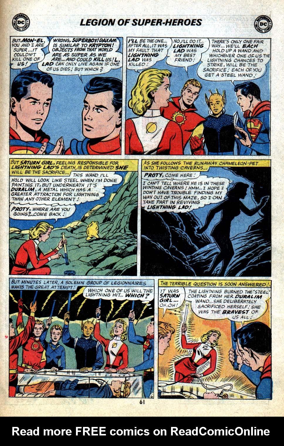 Read online Adventure Comics (1938) comic -  Issue #403 - 64