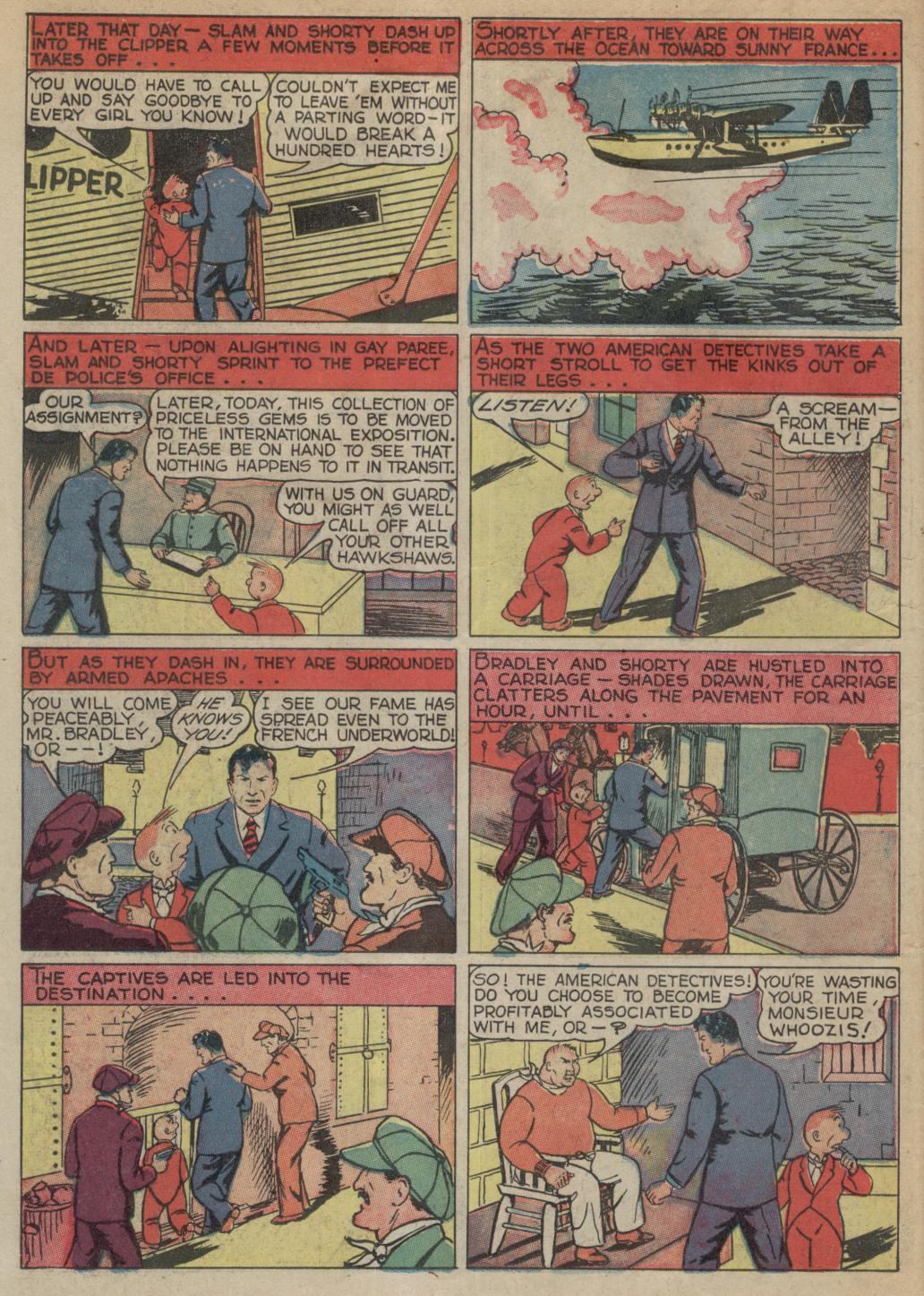 Read online Detective Comics (1937) comic -  Issue #39 - 63