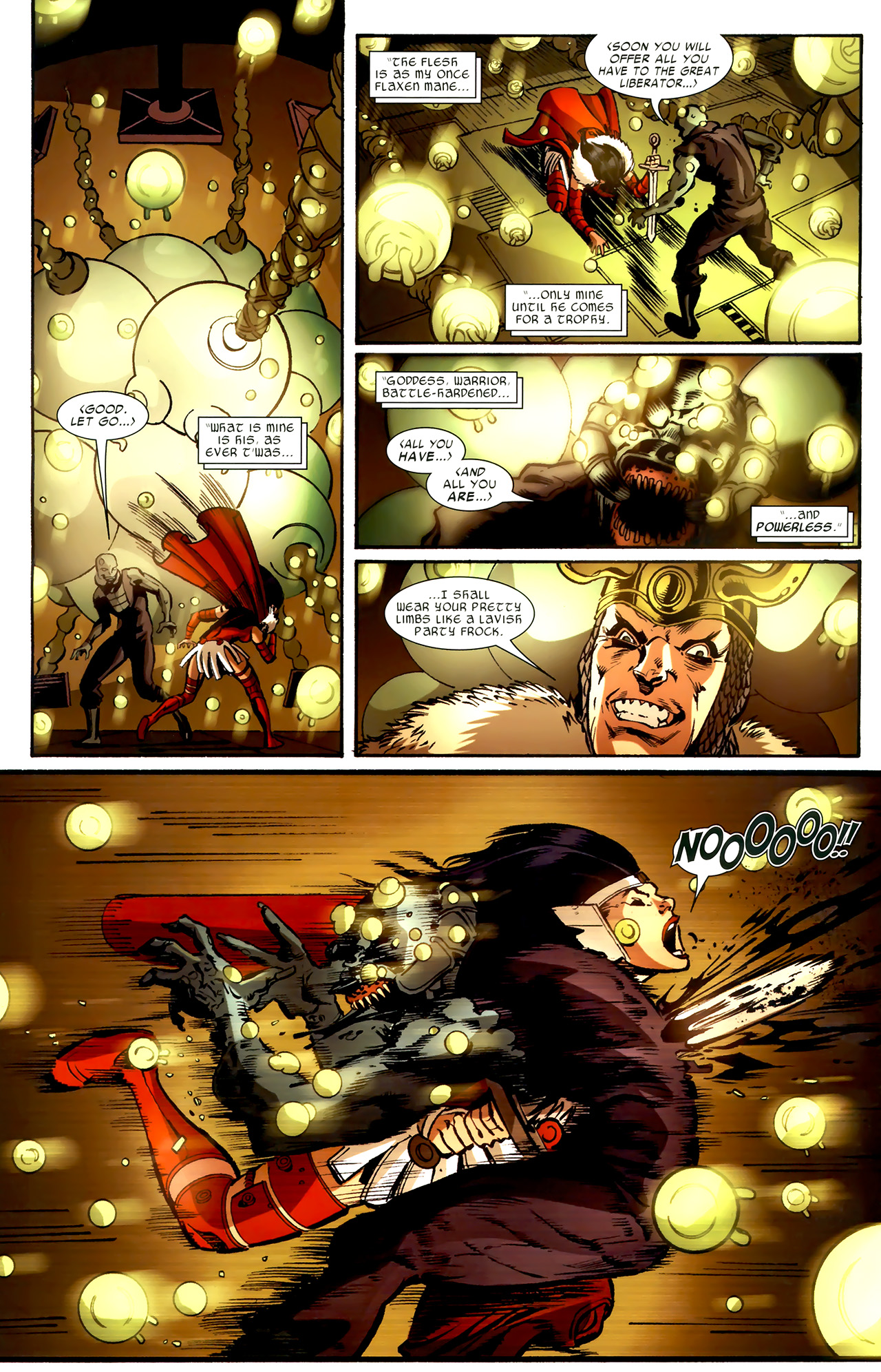 Read online Sif comic -  Issue # Full - 21