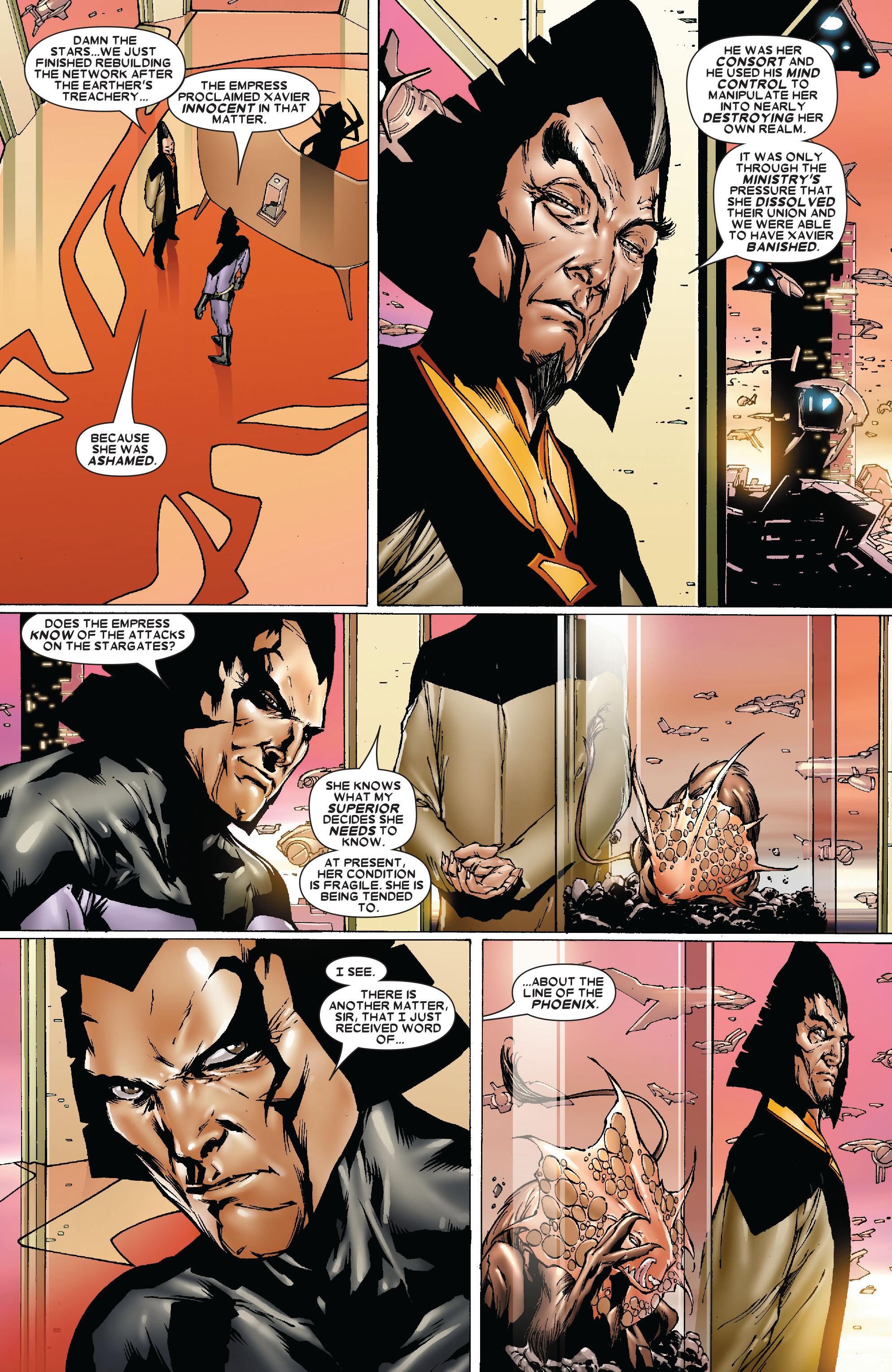 Read online Uncanny X-Men (1963) comic -  Issue #478 - 3
