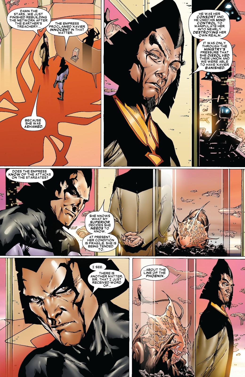 Uncanny X-Men (1963) issue 478 - Page 3