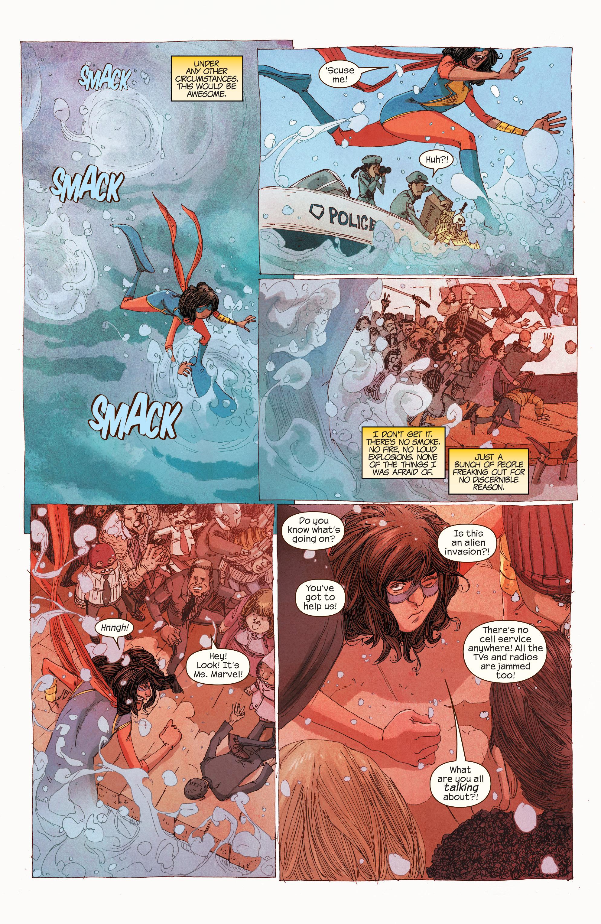 Read online Secret Wars: Last Days of the Marvel Universe comic -  Issue # TPB (Part 1) - 266