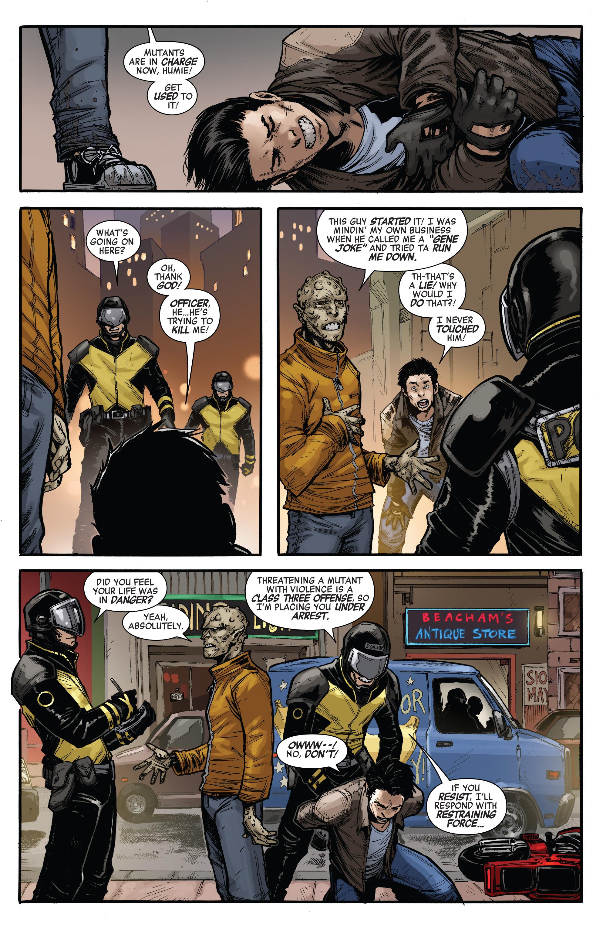 Read online Secret Empire: United comic -  Issue # Full - 4