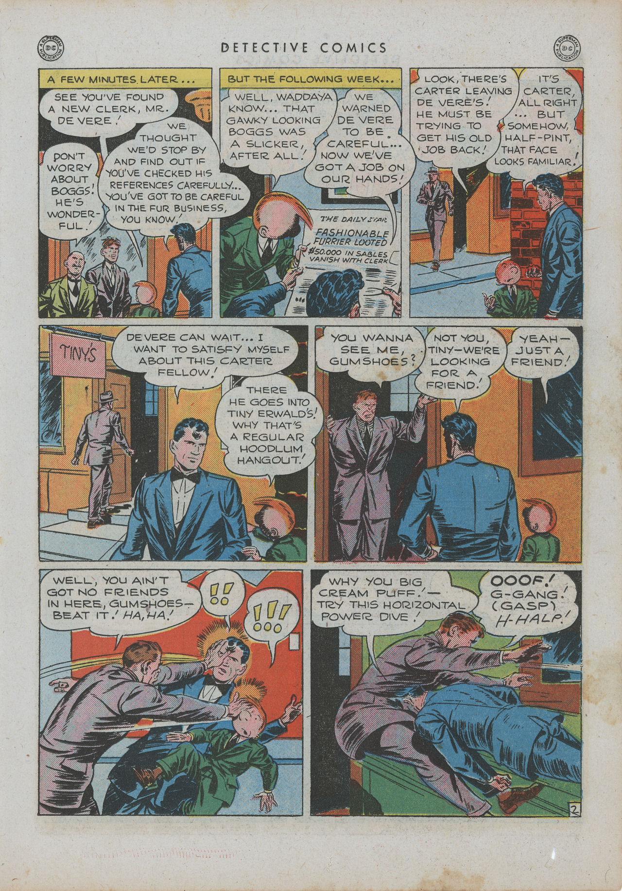 Read online Detective Comics (1937) comic -  Issue #99 - 18