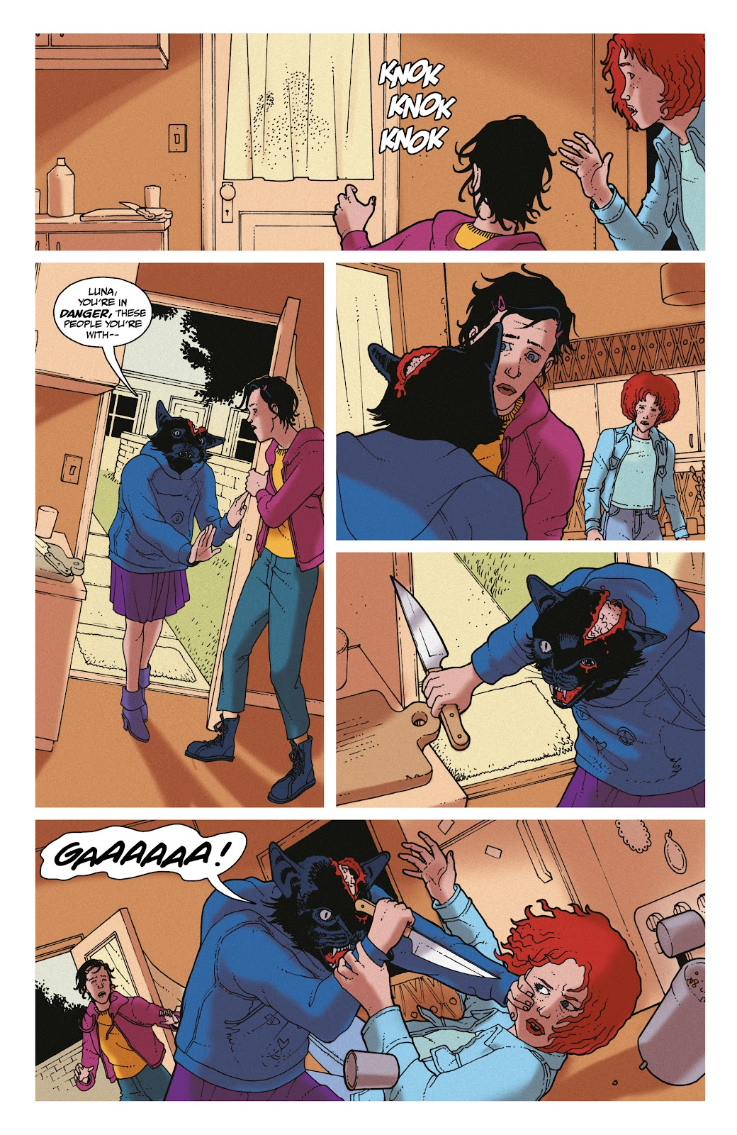 Read online She Could Fly comic -  Issue # _TPB - 114