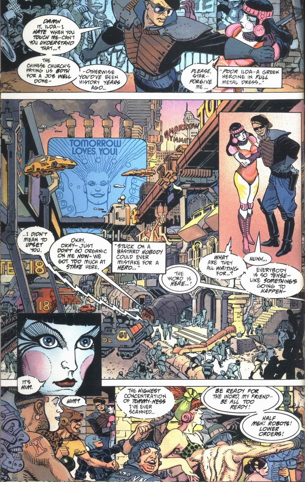 Read online Twilight comic -  Issue #3 - 8