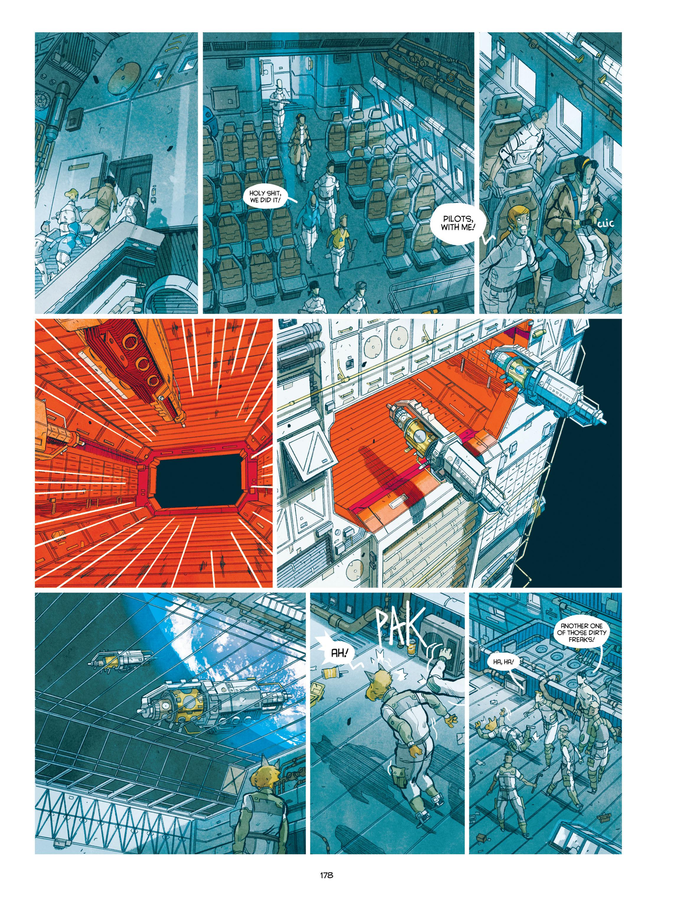 Read online Shangri-La comic -  Issue # Full - 179