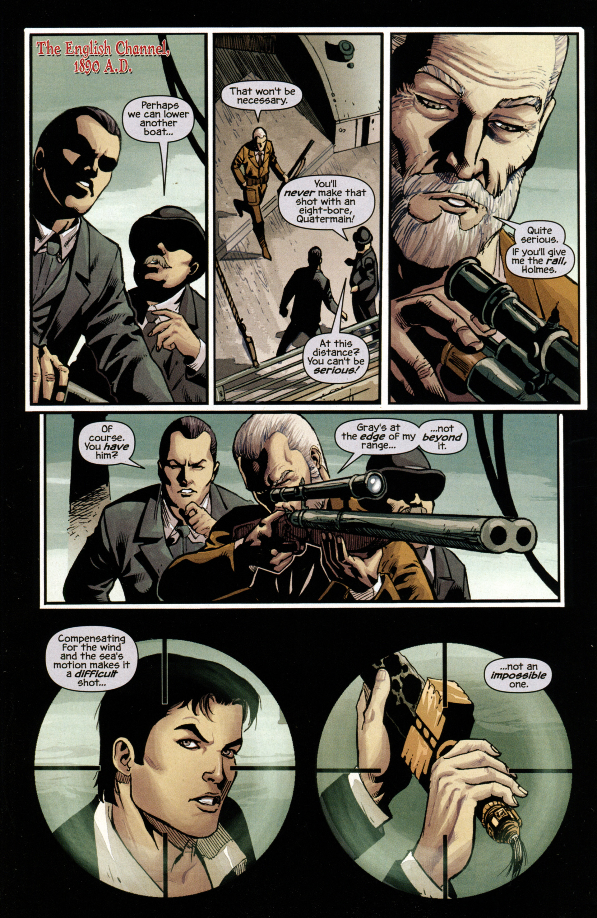 Read online Prophecy comic -  Issue #7 - 11