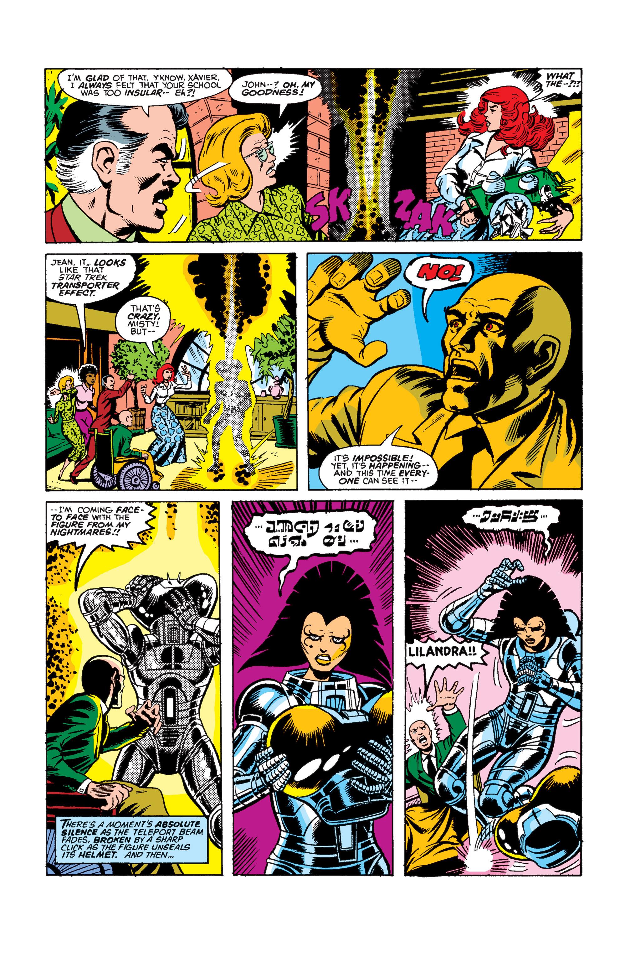 Read online Uncanny X-Men (1963) comic -  Issue #105 - 9