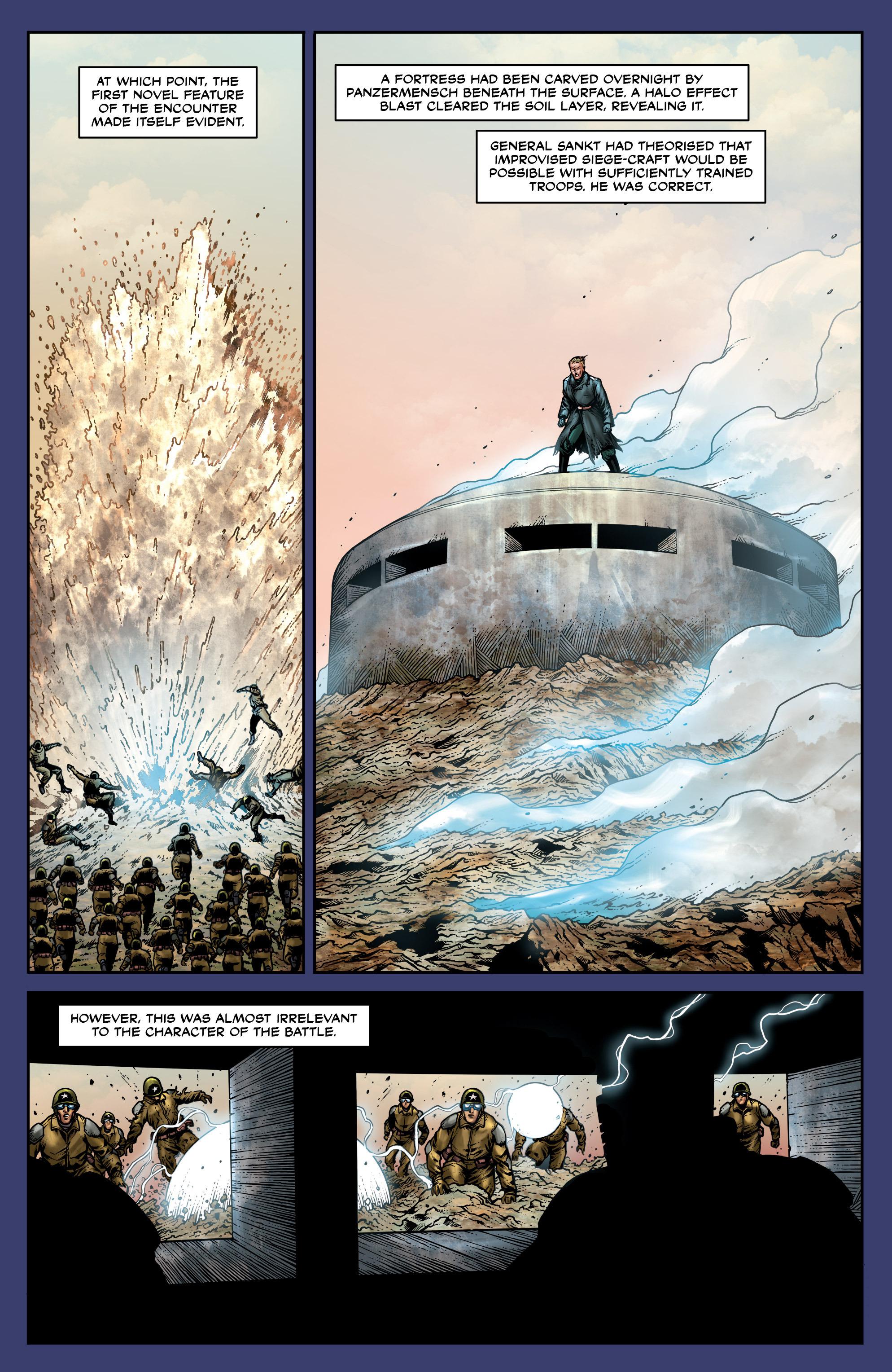 Read online Uber: Invasion comic -  Issue #3 - 11