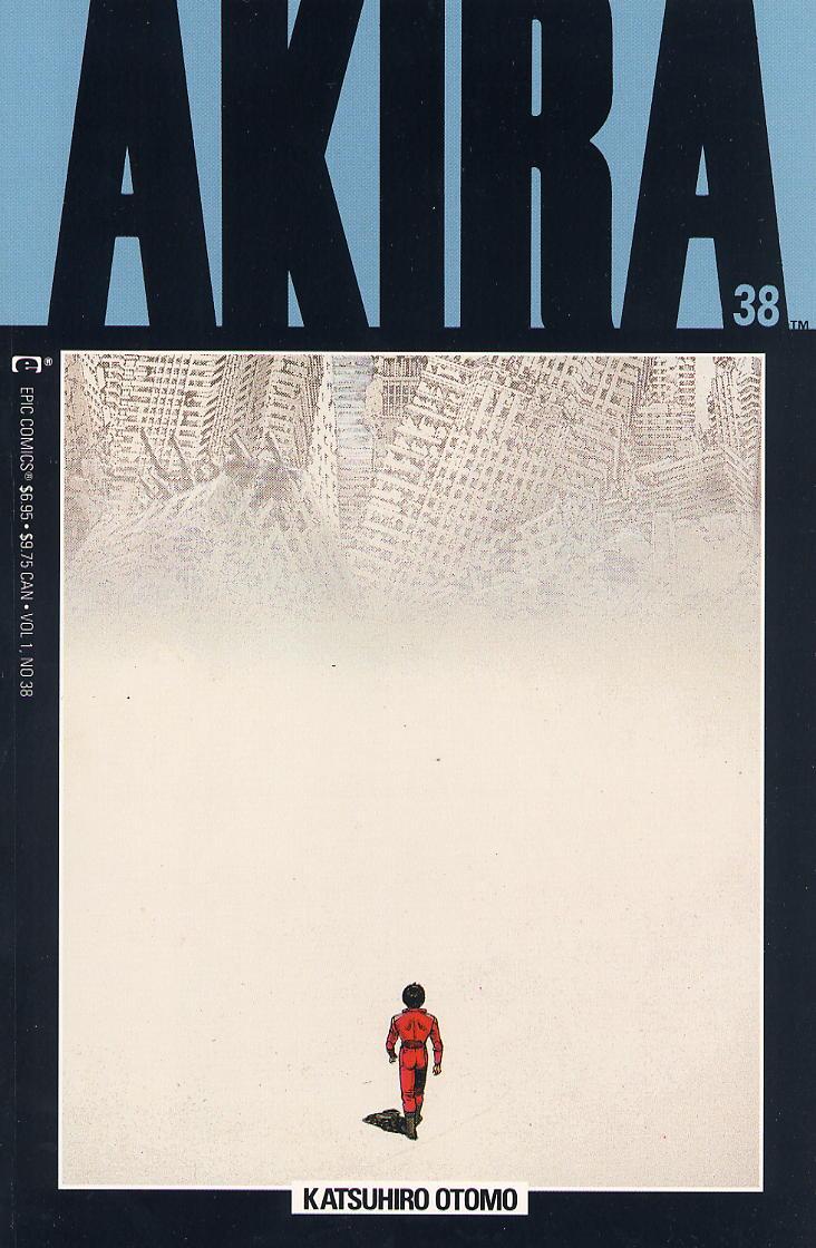 Read online Akira comic -  Issue #38 - 1