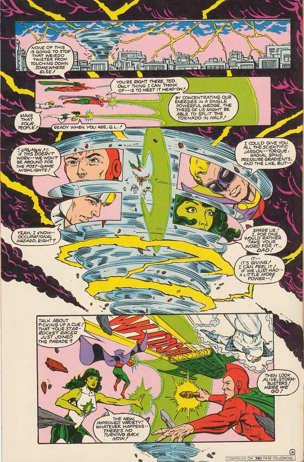 Infinity Inc. (1984) issue 20 - Page 6