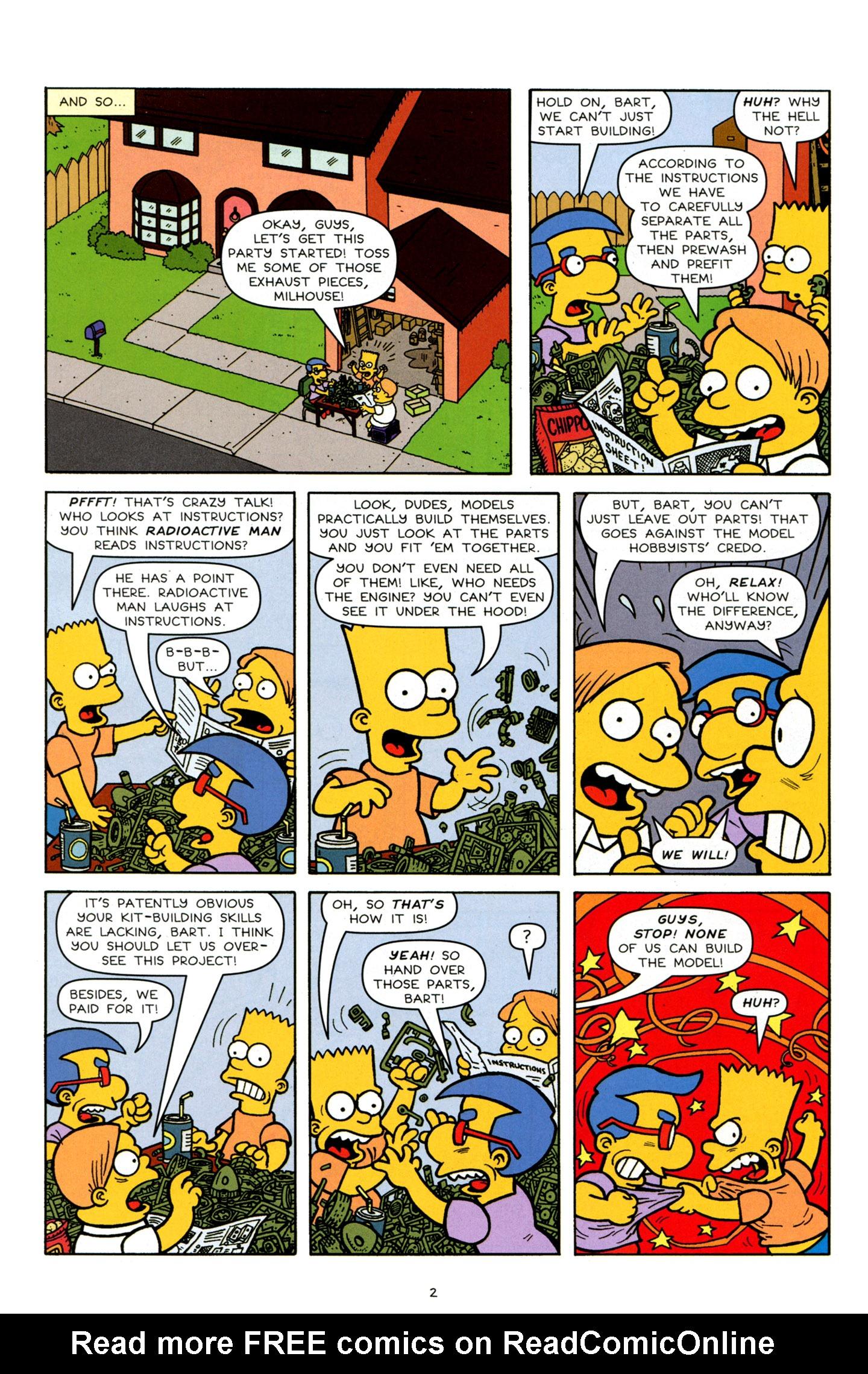 Read online Simpsons Comics Presents Bart Simpson comic -  Issue #63 - 4