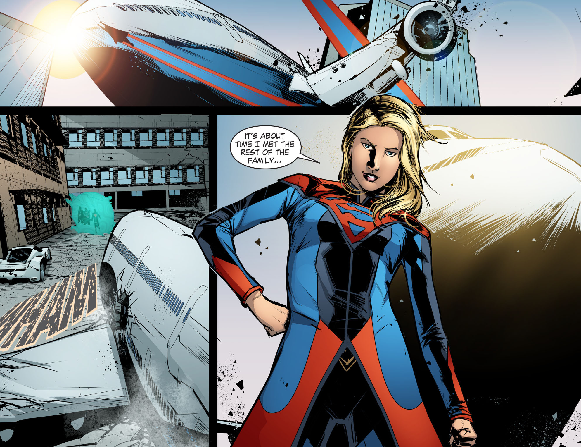 Read online Smallville: Chaos [II] comic -  Issue #7 - 20