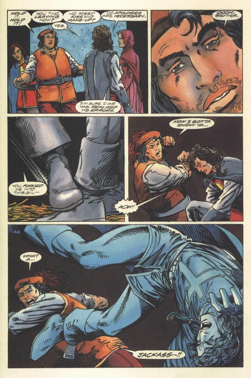 Read online Eternal Warrior (1992) comic -  Issue #8 - 33