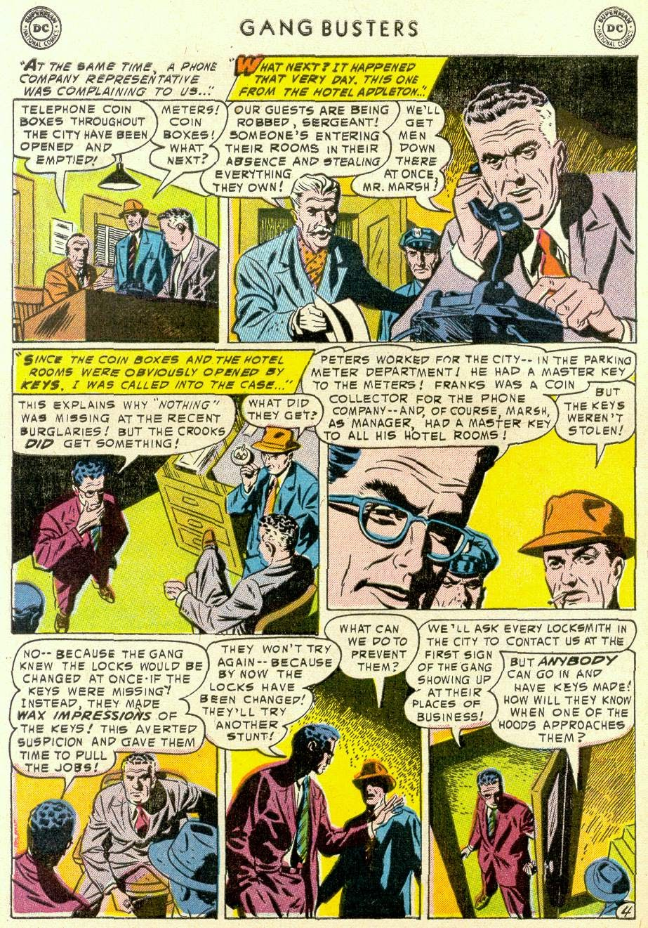 Gang Busters issue 45 - Page 32