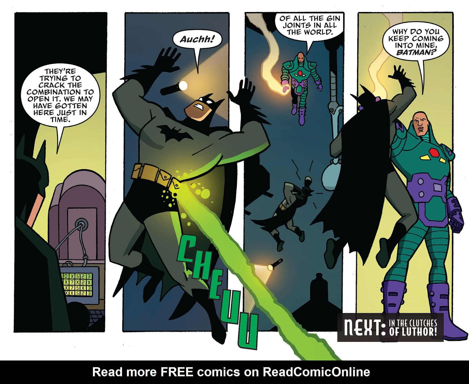 Batman: The Adventures Continue issue 1 - Page 23