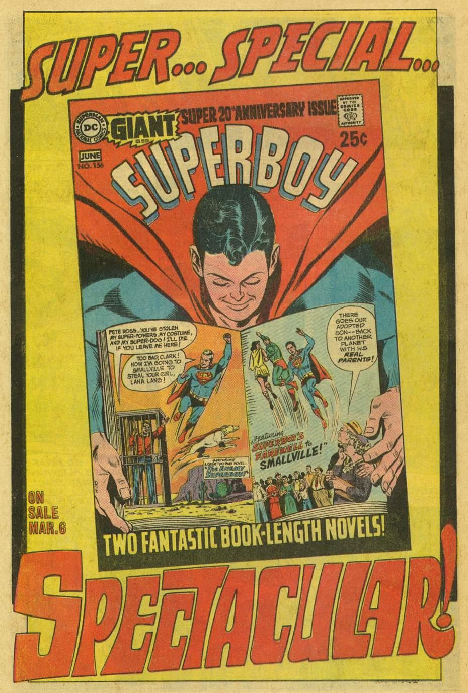 Aquaman (1962) issue 45 - Page 12