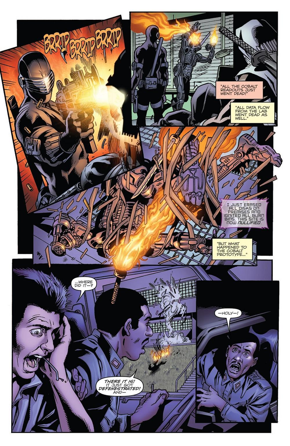 G.I. Joe: A Real American Hero 175 Page 23
