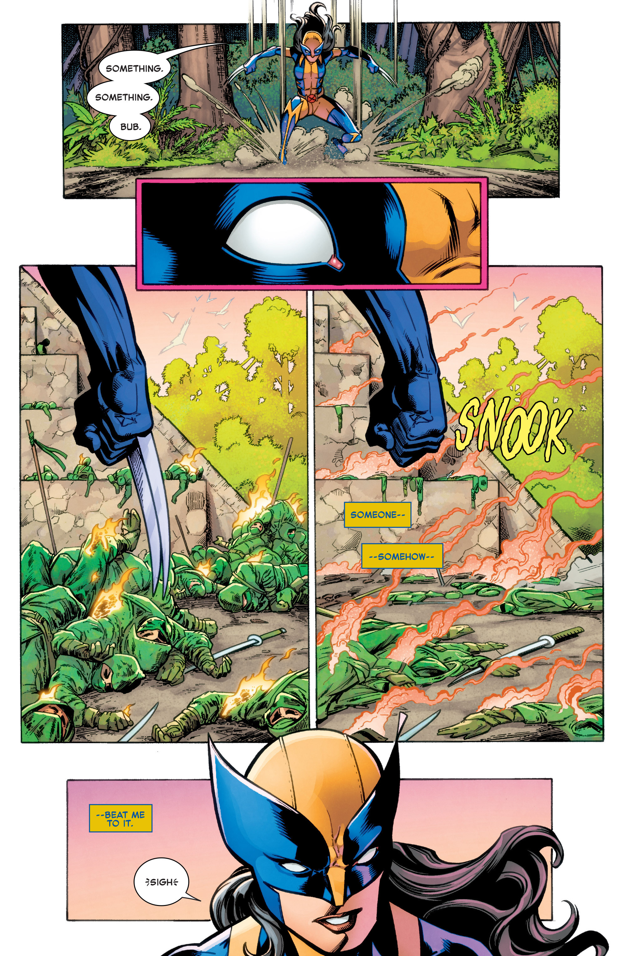 Read online All-New X-Men (2016) comic -  Issue #12 - 8