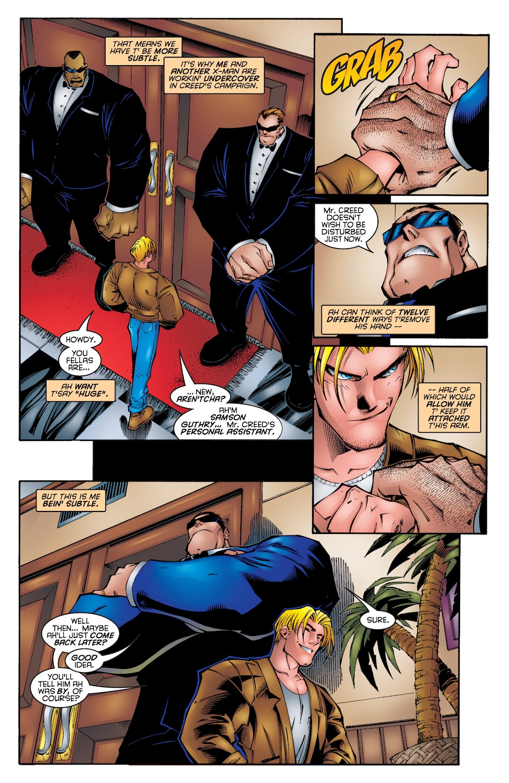 Uncanny X-Men (1963) issue 340 - Page 6