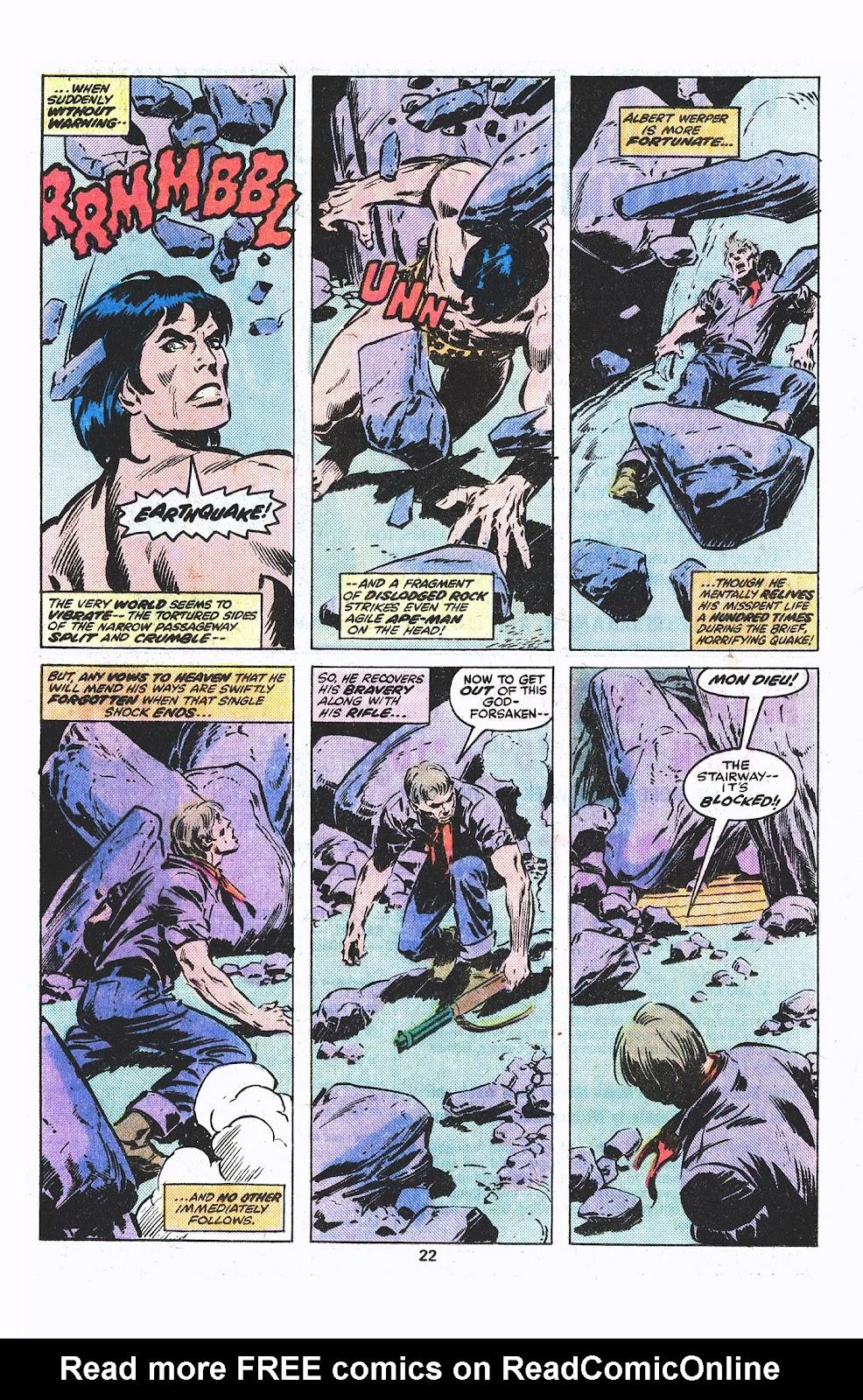 Tarzan (1977) issue 3 - Page 12