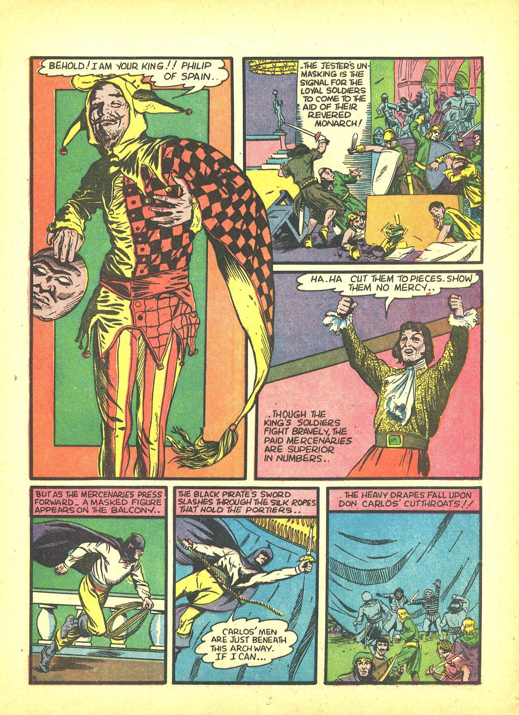 Read online Sensation (Mystery) Comics comic -  Issue #4 - 23
