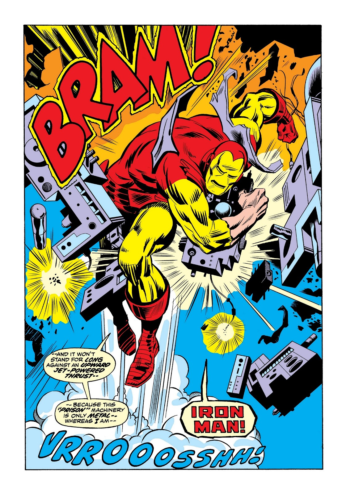 Read online Marvel Masterworks: The Invincible Iron Man comic -  Issue # TPB 9 (Part 2) - 59
