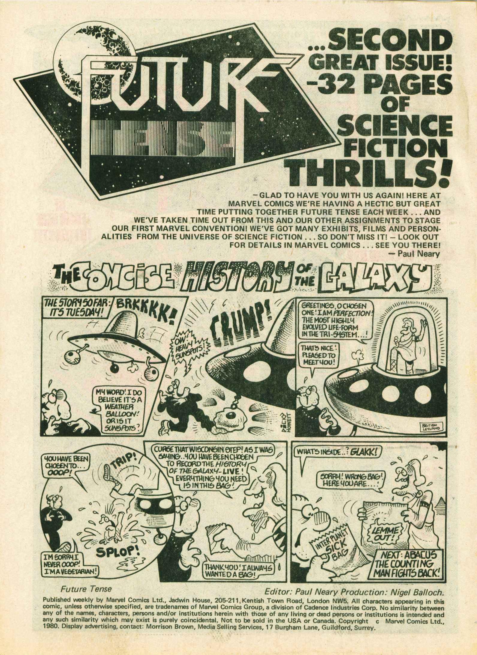 Read online Future Tense comic -  Issue #2 - 2