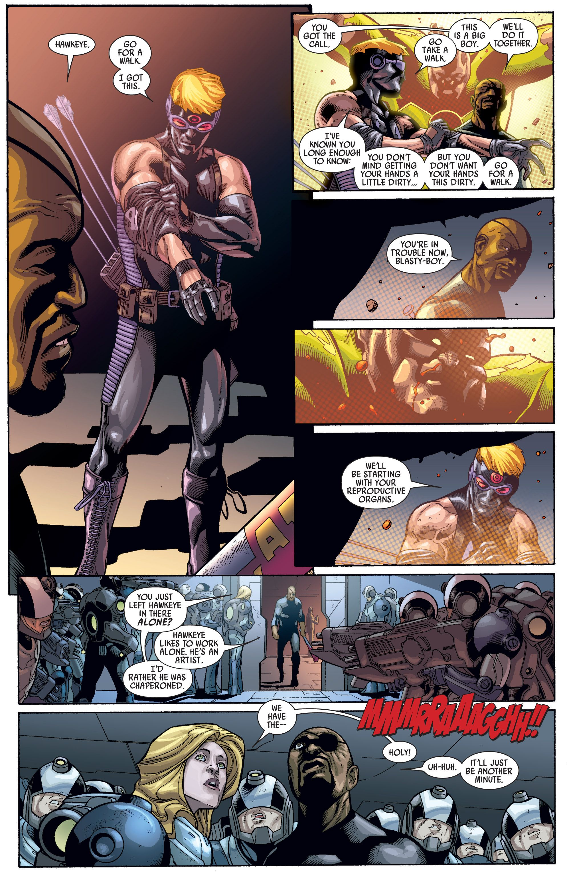 Read online Ultimate Comics Doomsday comic -  Issue # Full - 78
