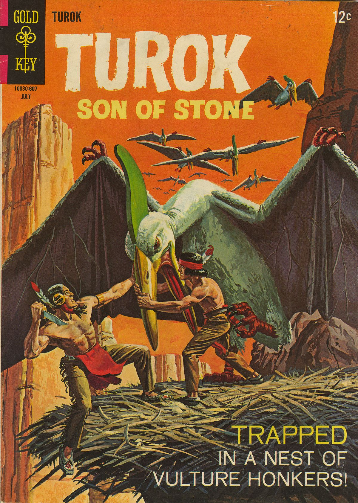 Read online Turok, Son of Stone comic -  Issue #52 - 1