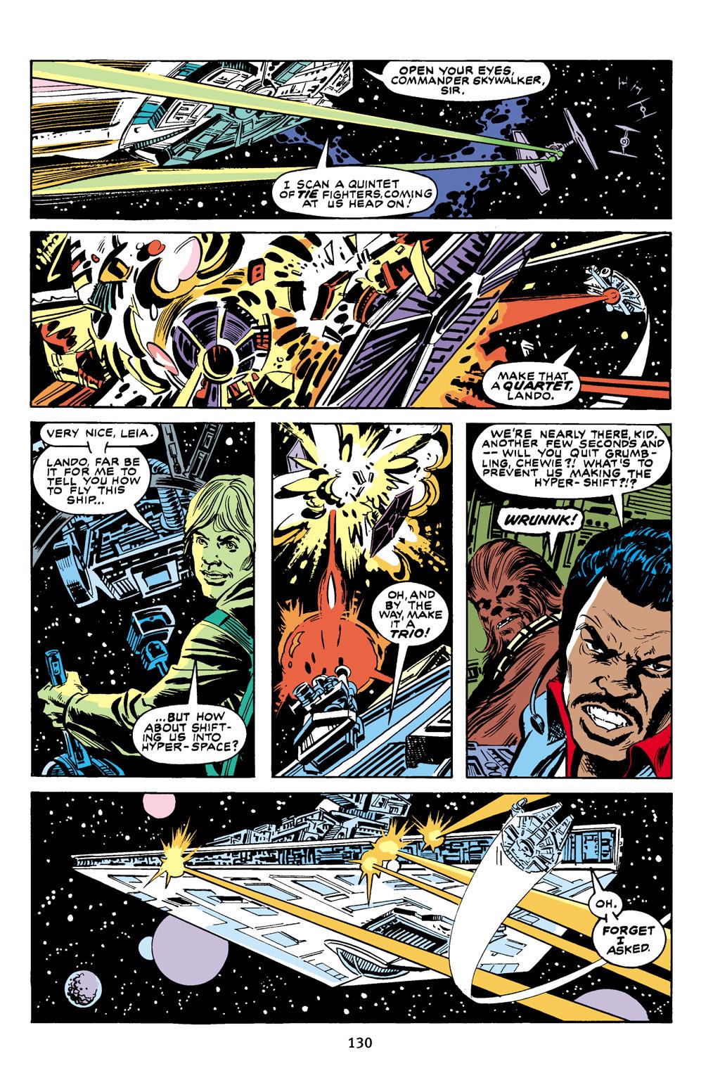 Read online Star Wars Omnibus comic -  Issue # Vol. 16 - 129