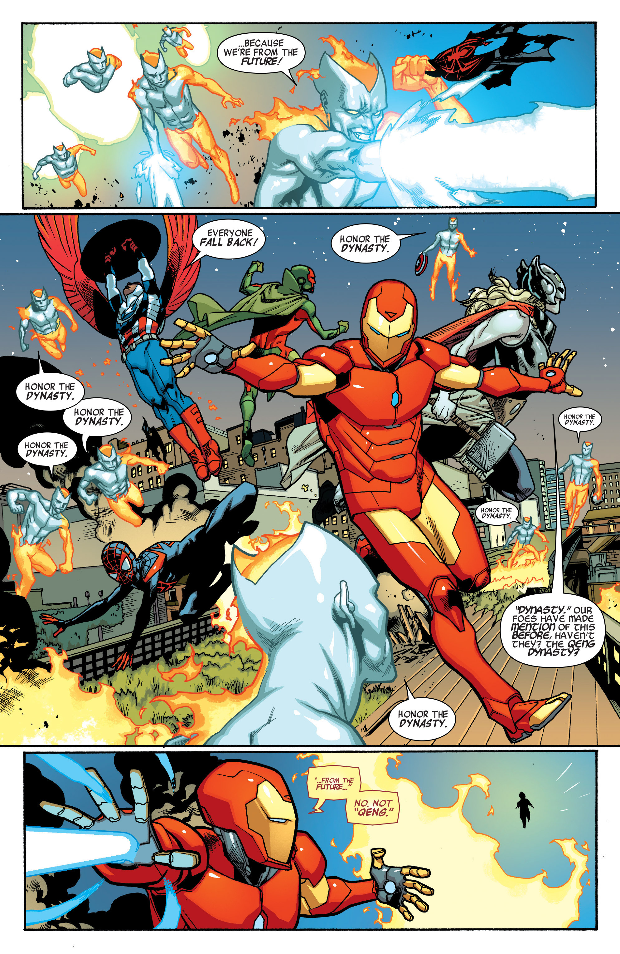 Read online All-New, All-Different Avengers comic -  Issue #5 - 19