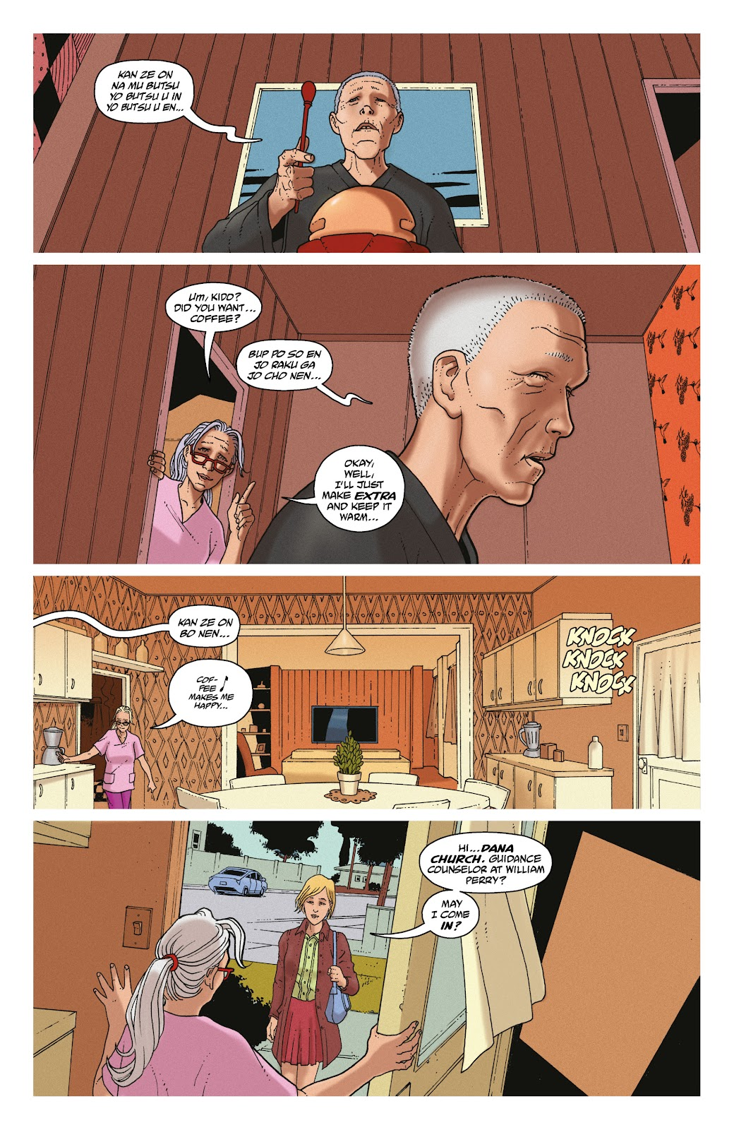 Read online She Could Fly comic -  Issue # _TPB - 85