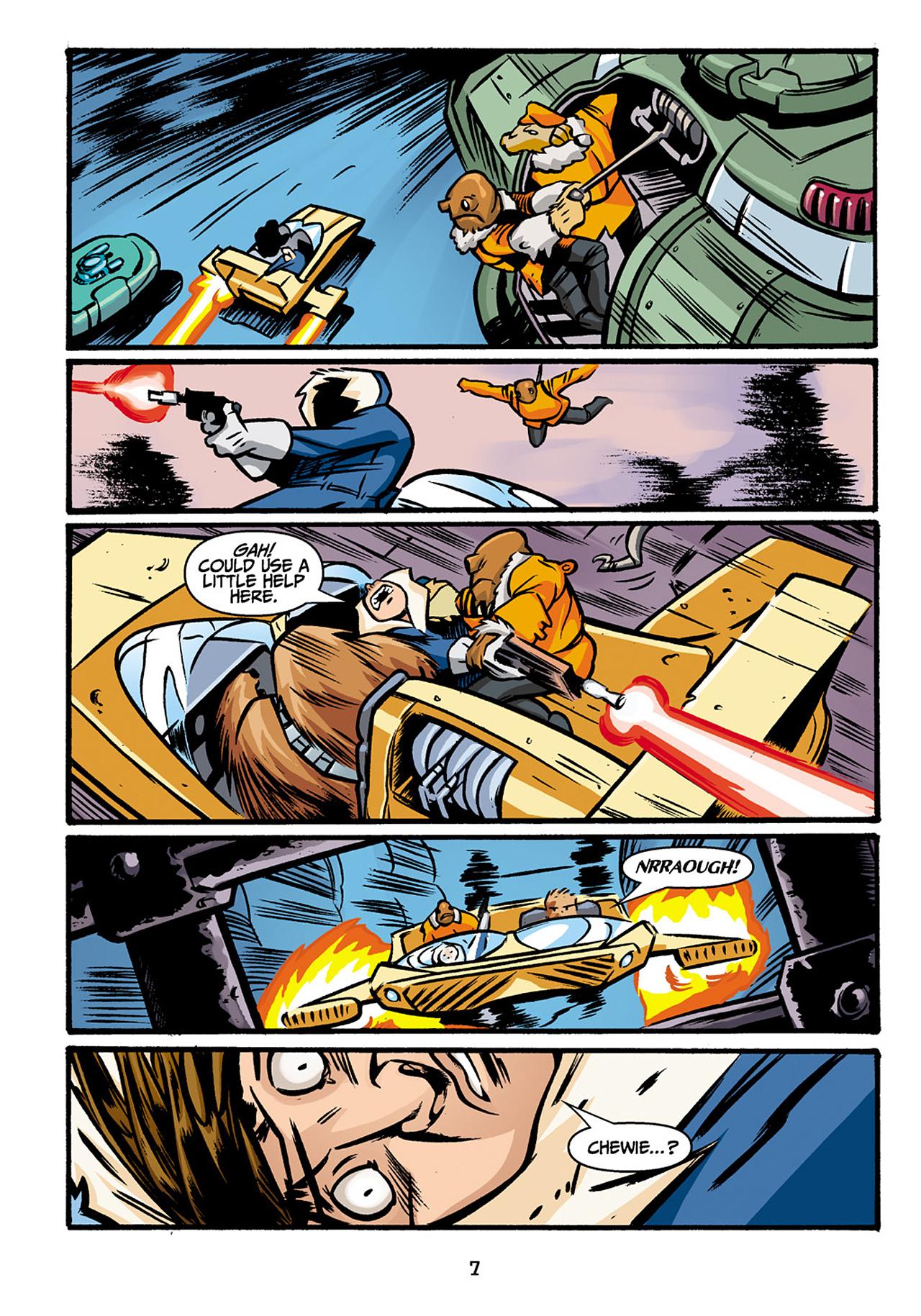 Read online Star Wars Omnibus comic -  Issue # Vol. 33 - 9
