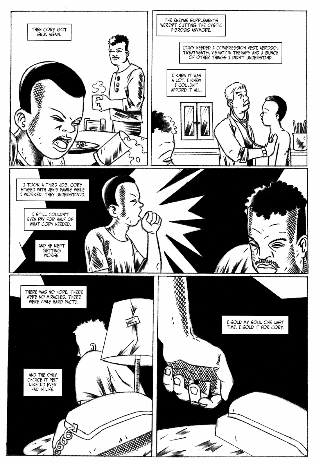 Read online Hench comic -  Issue # TPB - 59