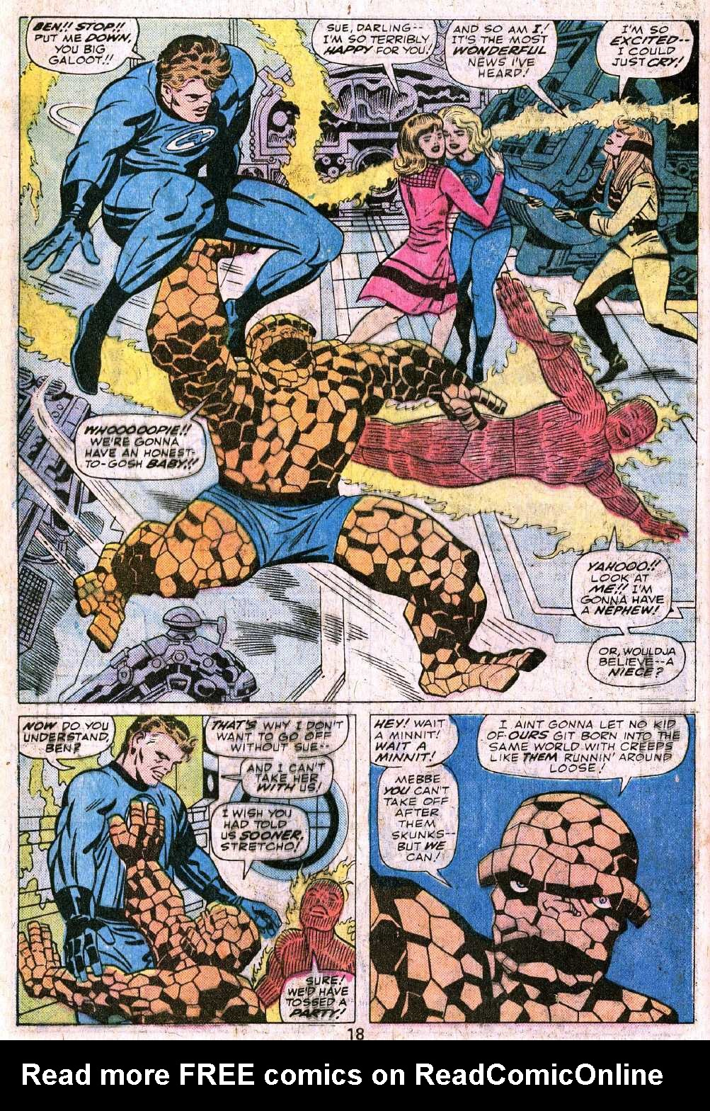 Giant-Size Fantastic Four issue 5 - Page 20