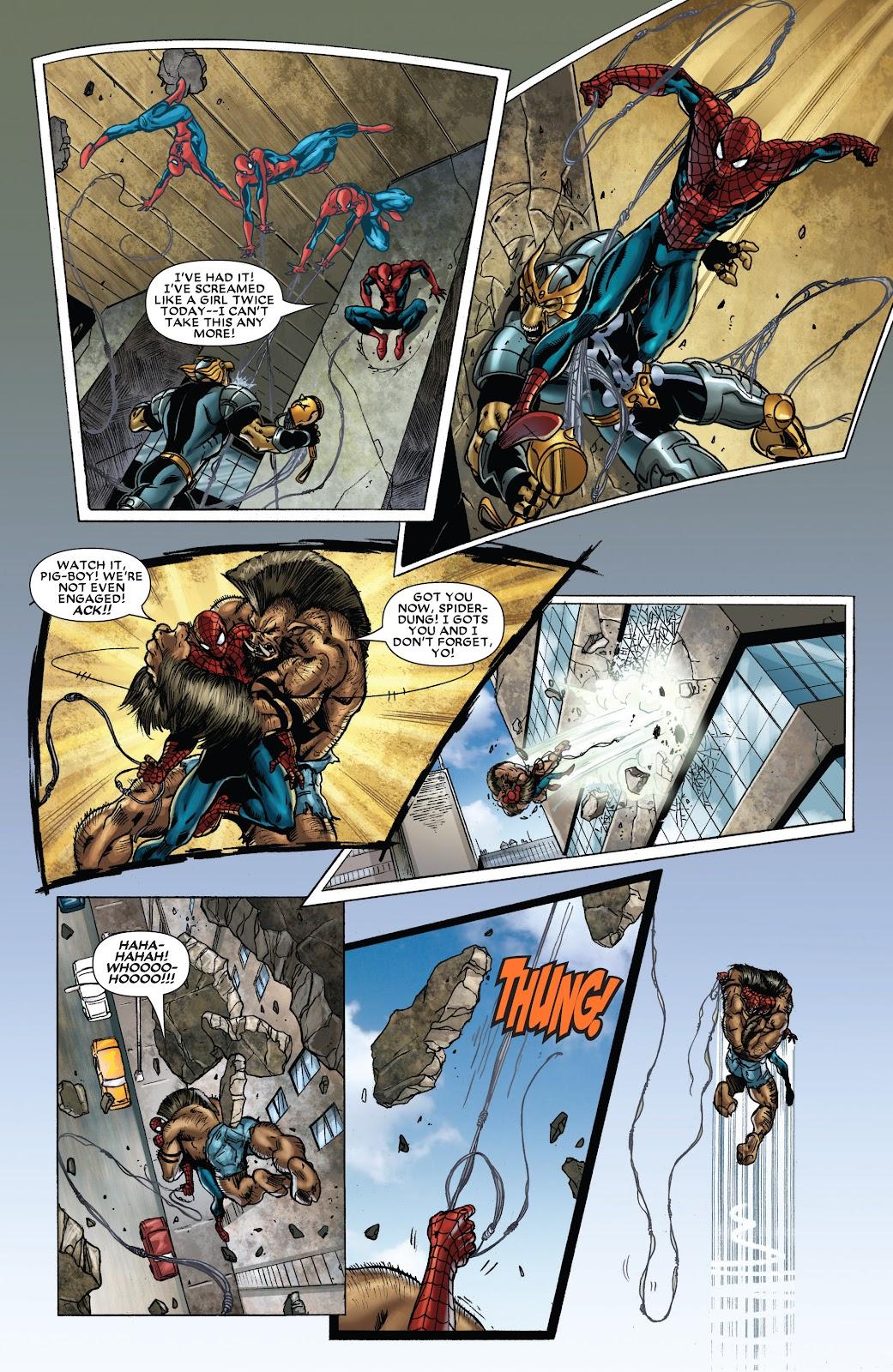 Read online Thor: Ragnaroks comic -  Issue # TPB (Part 4) - 77